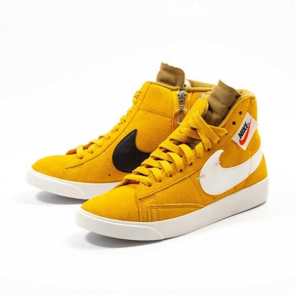 wholesale dealer 39287 a1cb5 Women s Nike Blazer Mid Rebel